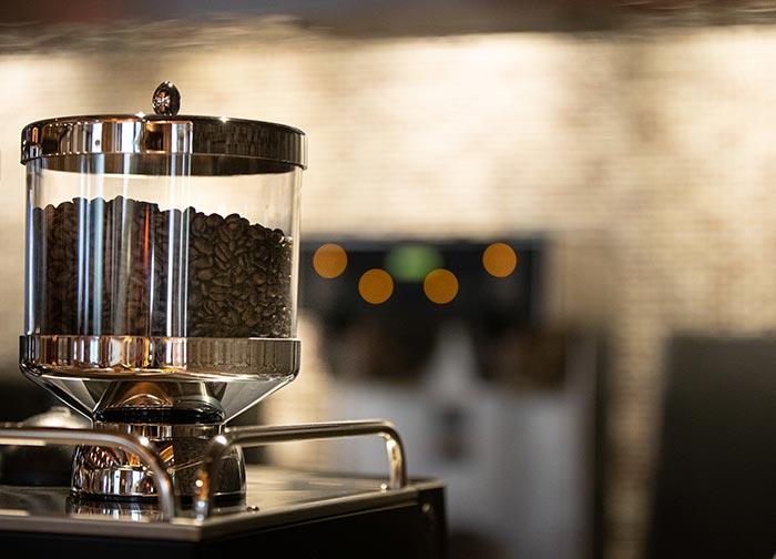 Coffee Machine at Java Etc