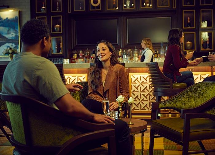 Monarch Black Hawk's VIP Lounge