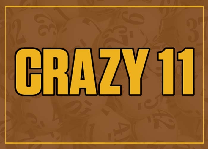 Crazy 11 Keno